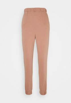 Cotton On - HIGHWAISTED TRACKPANT - Jogginghose - rust tan