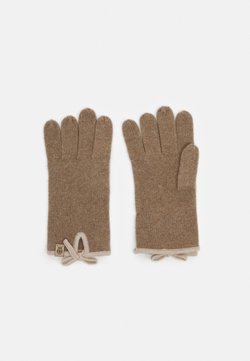 Roeckl - Fingerhandschuh - truffle/beige