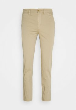 Lauren Ralph Lauren - REFINED PANT - Chinot - birch tan