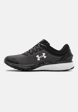 Under Armour - CHARGED ESCAPE  - Neutral running shoes - black