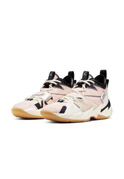 Jordan - WHY NOT ZER0.3 - Basketbalschoenen - pink tint/pale ivory-black