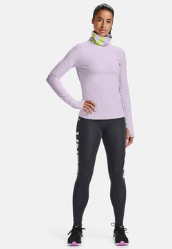 Under Armour - IGNIGHT COLDGEAR - Tights - black