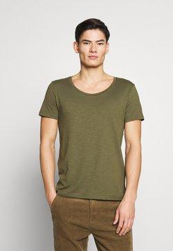 Pier One - T-shirt basic - khaki