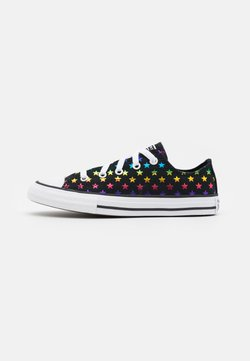 Converse - CHUCK TAYLOR ALL STAR ARCHIVE FOIL STAR PRINT UNISEX - Sneakers basse - black/white