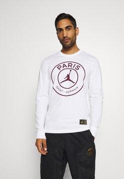 Nike Performance - PARIS ST GERMAIN - Funktionsshirt - white
