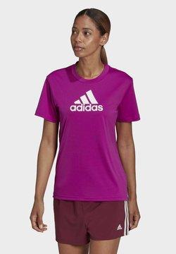 adidas Performance - PRIMEBLUE DESIGNED 2 MOVE LOGO - Printtipaita - pink