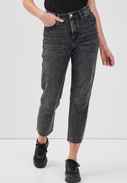 Cache Cache - NORMALE  - Straight leg jeans - denim gris