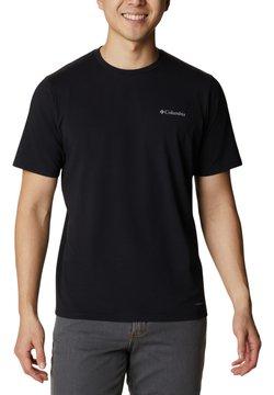 Columbia - Men's Sun Trek™ Short Sleeve Tee - T-Shirt basic - black