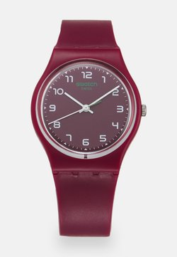 Swatch - WAKIT - Montre - burgundy