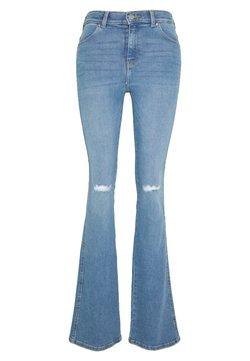 Dr.Denim Tall - SONIQ - Bootcut jeans - westcoast light blue