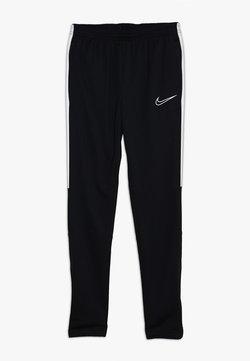 Nike Performance - DRY - Pantalon de survêtement - black/white