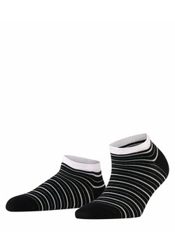 FALKE - Socken - black