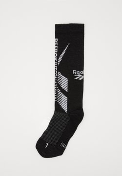 Reebok - TECH STYLE CREW SOCK - Sportsocken - black