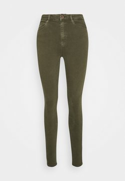 ONLY Tall - ONLPAOLA LIFE - Jeans Skinny Fit - ivy green