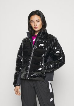 Nike Sportswear - ICON CLASH - Winterjacke - black/white
