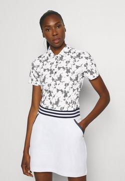 Calvin Klein Golf - BUREN PRINTED - Poloshirt - white