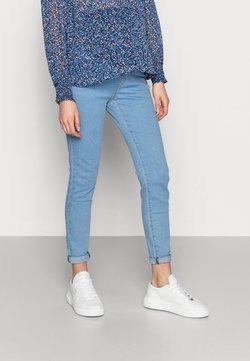 Missguided Maternity - MATERNITY SCUPLT DETAIL SINNER  - Jeans Skinny Fit - blue