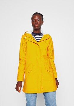 ONLY Tall - ONLSALLY RAINCOAT - Parka - golden yellow