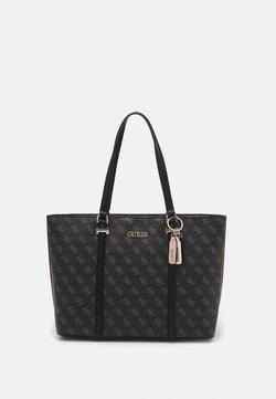 Guess - WASHINGTON TOTE - Shopping bag - schwarz