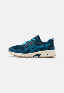 ASICS - GEL-VENTURE 8 - Zapatillas de trail running - mako blue/aquarium