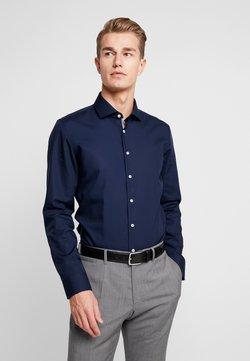 Seidensticker - SLIM FIT SPREAD KENT PATCH - Businesshemd - dark blue
