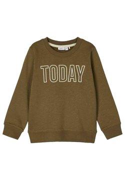 Name it - Sweater - coffee liqueúr
