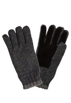 TOM TAILOR - MIT WOLL-ANTEIL - Fingerhandschuh - black