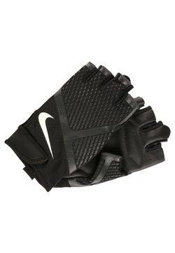 Nike Performance - RENEGADE - Kurzfingerhandschuh - black/anthracite/white