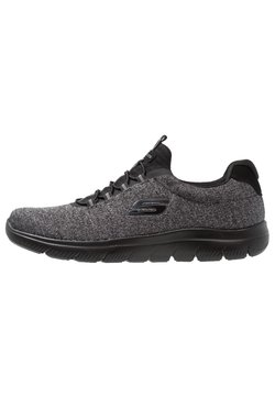 Skechers Sport - SUMMITS  FORTON - Slipper - black