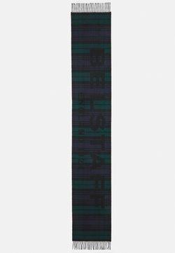 Belstaff - WATCH REVERSIBLE SCARF UNISEX - Scarf - dark black