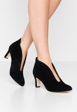 Anna Field - LEATHER ANKLE BOOTS - Ankle Boot - black