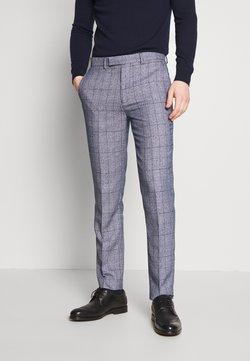 1904 - HIRST SUIT - Suit trousers - blue