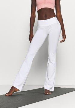 Deha - PANTA JAZZ - Jogginghose - white