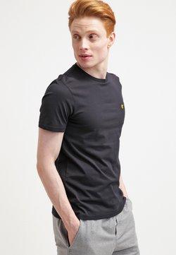 Lyle & Scott - T-shirt basic - true black
