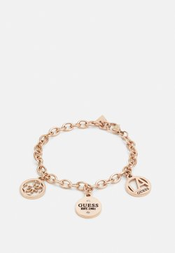 Guess - Bransoletka - rose gold-coloured