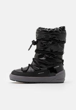 Geox - SLEIGH GIRL ABX - Bottes de neige - black