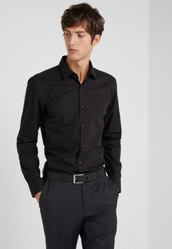 HUGO - JENNO SLIM FIT - Businesshemd - black
