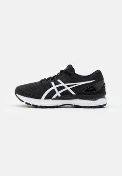 ASICS - GEL NIMBUS 22 - Zapatillas de running neutras - black/white