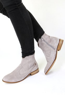 Apple of Eden - HEIDI - Stiefelette - light grey