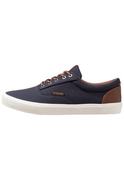 Jack & Jones - JFWVISION CLASSIC - Sneaker low - navy blazer