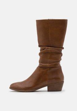 Steven New York - SOLANGE - Boots - cognac