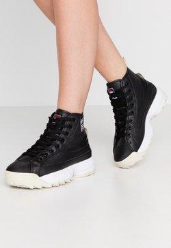 Fila - RETRORUPTOR  - Sneakers hoog - black