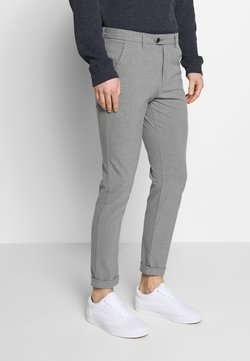Jack & Jones - JJIMARCO JJCONNOR  - Bukse - grey melange