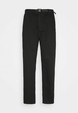 Gramicci - GRAMICCI PANTS LOOSE - Chinot - black