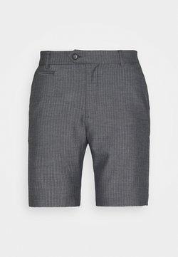 Les Deux - MALUS - Shorts - dark navy/light grey melange