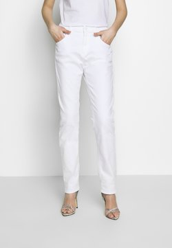 Replay - MARTY - Jeans baggy - white