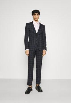 Ben Sherman Tailoring - CHECK SUIT - Anzug - navy