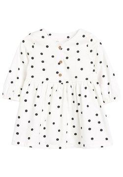 Next - Jerseykleid - off white