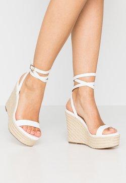 Even&Odd - Sandaletter - white