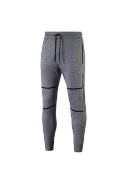 Puma - EVOKNIT  - Jogginghose - medium gray heather